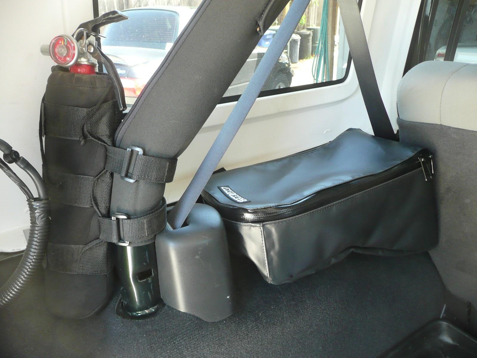 Driver Side Dirtbag