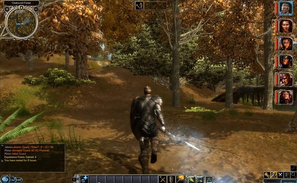Baldur's Gate: Reloaded - фанатский ремастер BG2 в полном 3D