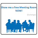 Find a free Meeting Room icon