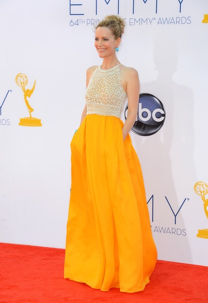 Leslie Mann 64th Annual Primetime Emmy Awards