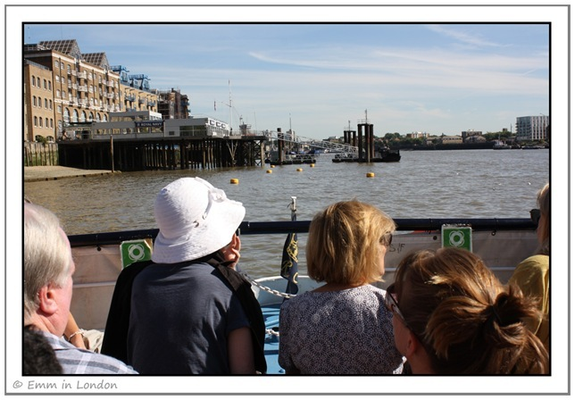 Thames Clipper Service - Mayor's Festival