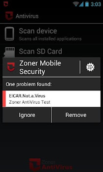 Zoner Mobile Security