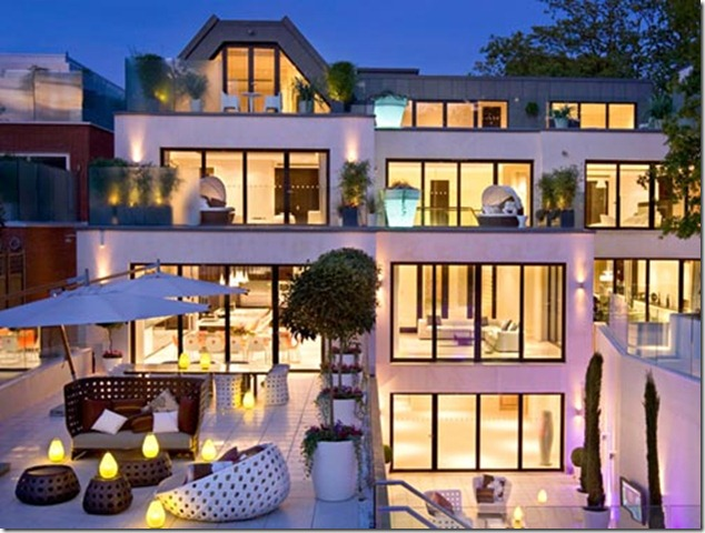 Luxury Real Estate In London