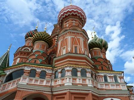 Circuit Rusia: Biserica Sf. Vasile din Moscova