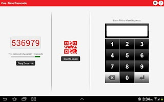 Screenshot of Verizon Universal Identity