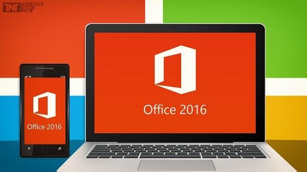 Tải về Microsoft Office Professional Plus 2016 Final