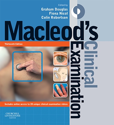 Macleod's clinical examination 13th edition PDF free download