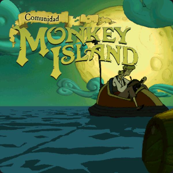 monkey island comunidad