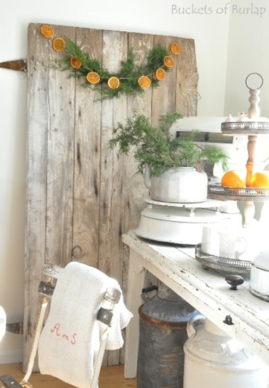 orange garland-barndoor