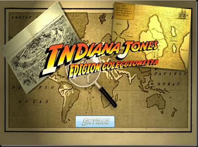 Indiana Jones Edición coleccionista