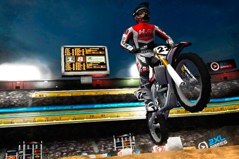 2XL Supercross HD - screenshot