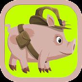 Pig Match Game