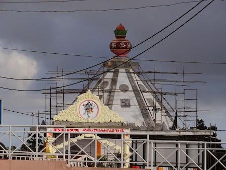 Templu Shiva in Mauritius