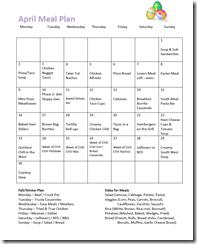 17 diet meal plan