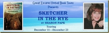 great escape tour banner large sketcher in the rye448