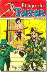 P00002 - El hijo de Tarzan  por Ro