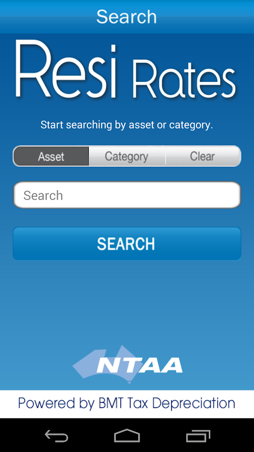 Ntaa Resi Rates Android Apps On Google Play