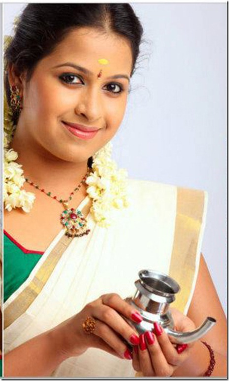 malayalam new actress sadhika venugopal - still