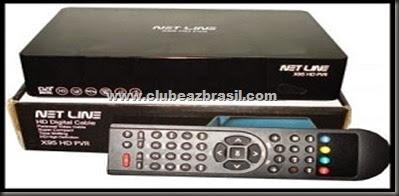 ATUALIZAÇÃO AZPLUS NETLINE X95HD