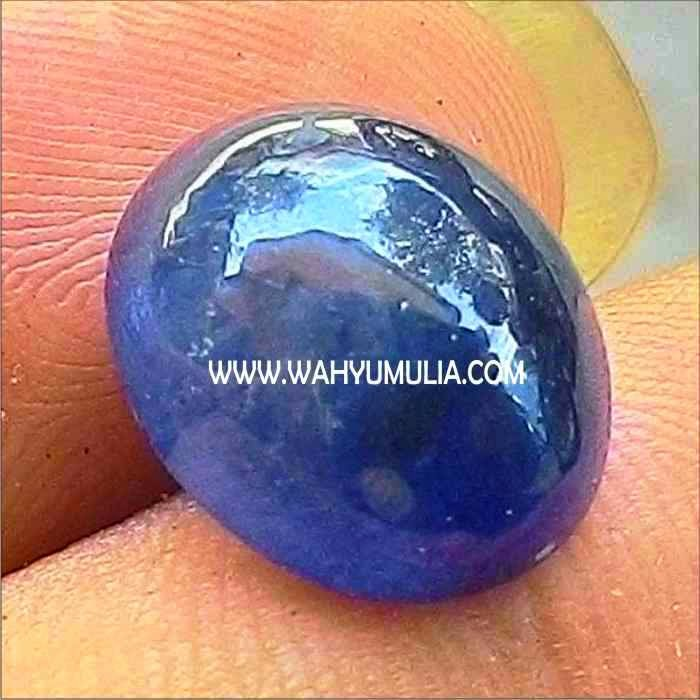JUAL BATU BLUE SAFIR SAPPHIRE ROYAL BLUE NATURAL