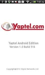 Yaptel- screenshot thumbnail
