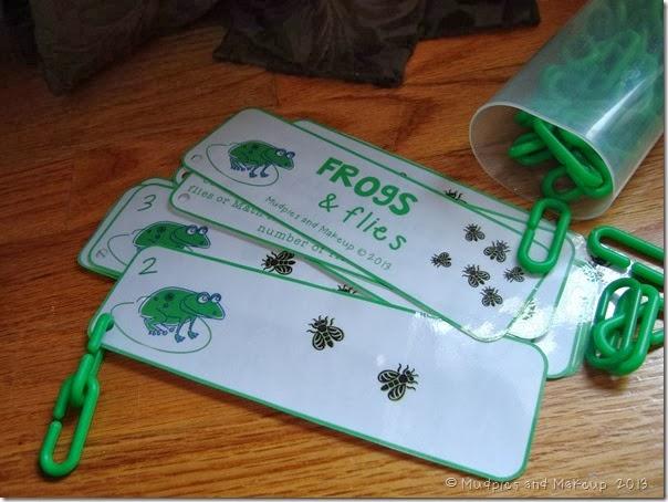 Mudpies And Make-up: Frog Preschool Printables