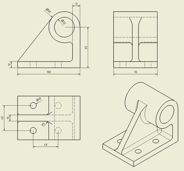 autodesk inventor faq fem berechnung die basics. Black Bedroom Furniture Sets. Home Design Ideas