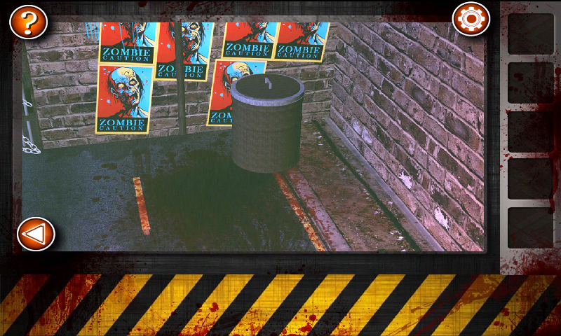 Escape the Room Zombies - screenshot