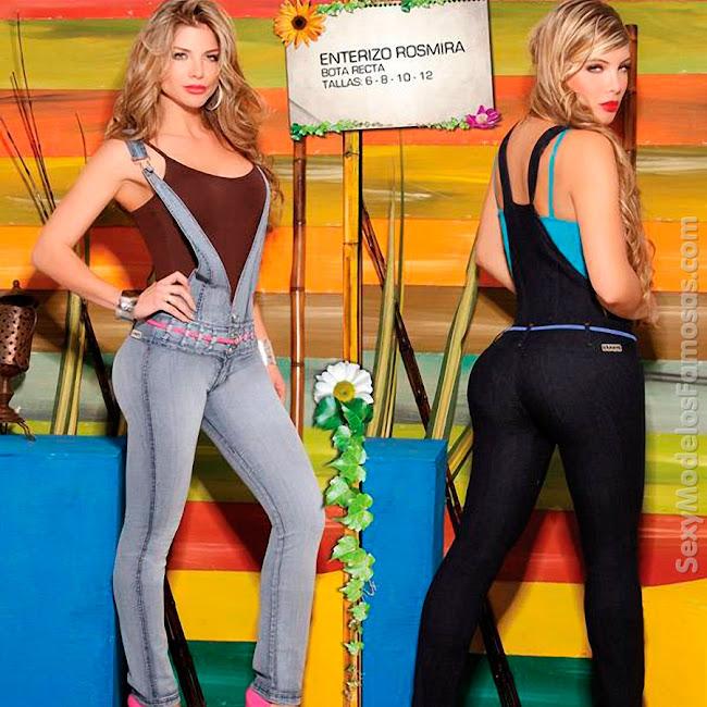 Angelica Jaramillo y Sofia Jaramillo Axxys Jeans Foto 36