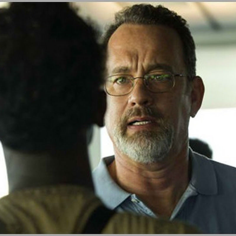 "Tom Hanks New Thriller ""Captain Phillips"" Debuts Trailer"
