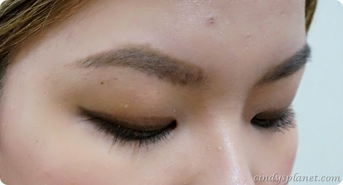 Miss Hana Gel Eyeliner16