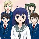 Misaki no Otome mobile app icon
