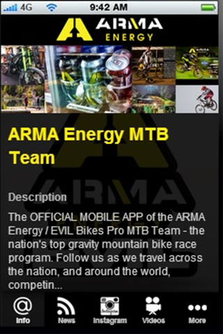 ARMA Energy MTB