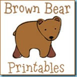 image about Brown Bear Brown Bear Printable Book known as Brown Undertake, Brown Go through Printables ~ Up-to-date! - 1+1+1\u003d1