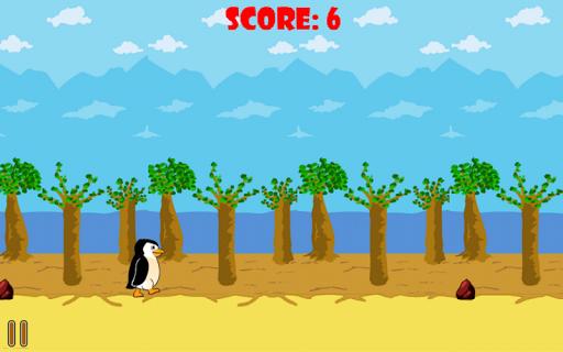 玩免費街機APP|下載ゴビ砂漠でペンギンランナー app不用錢|硬是要APP