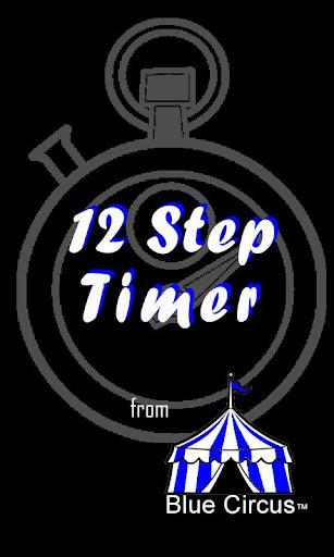12 Step Timer