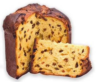 Panettone is yummy, not just in Winter time