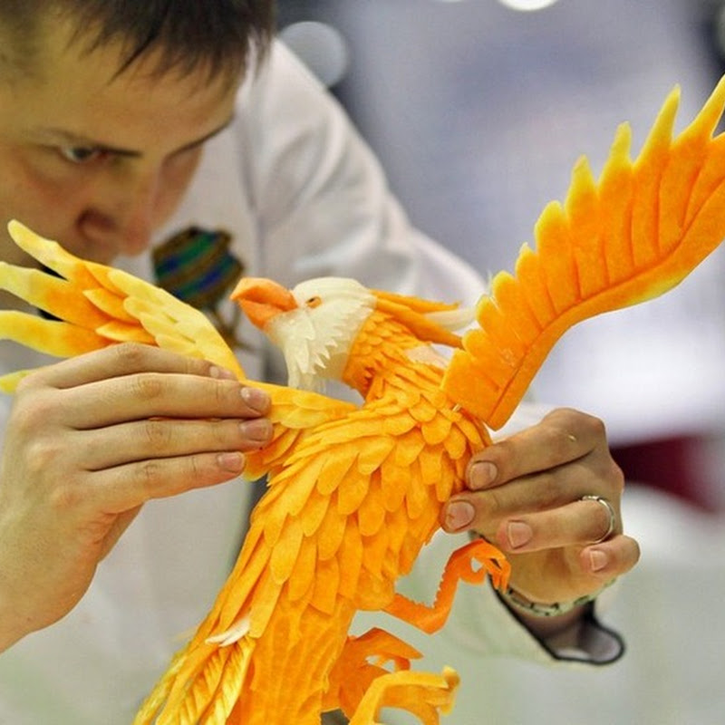 European Vegetable Carving Championships