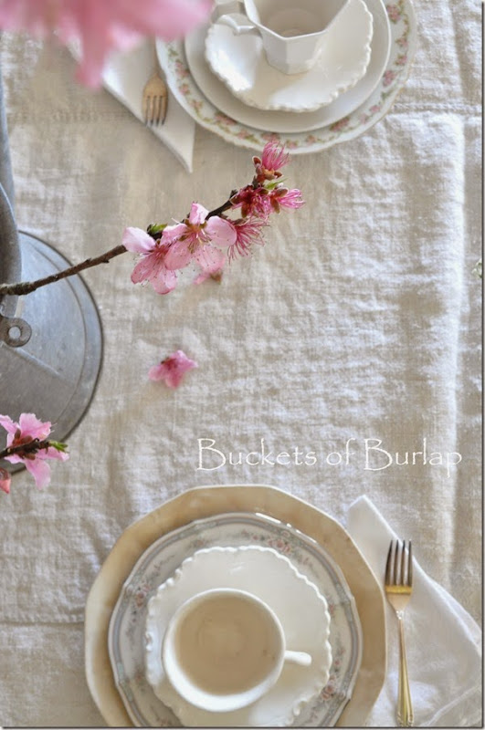 Spring table 13