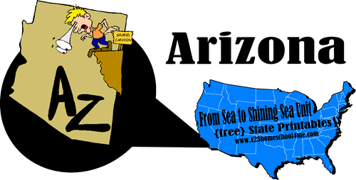 free arizona worksheet