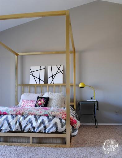 Inspirational Master Bedroom After