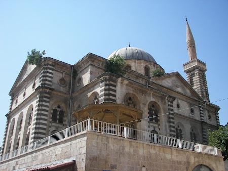 Obiective turistice Anatolia: moscheea Kurtulus Antep