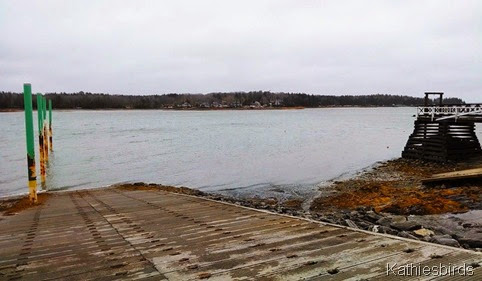 3-30-14 Boat Ramp at Mere Point Boat Launch