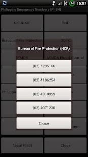 Philippine Emergency Numbers- screenshot thumbnail