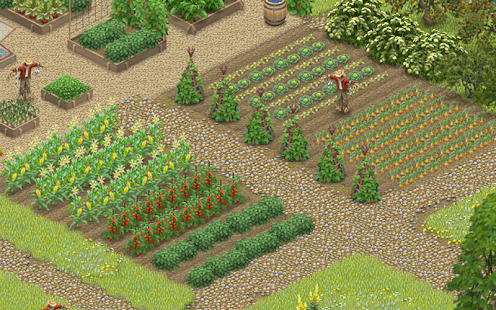 Inner Garden: Vegetable Garden - Android Apps on Google Play