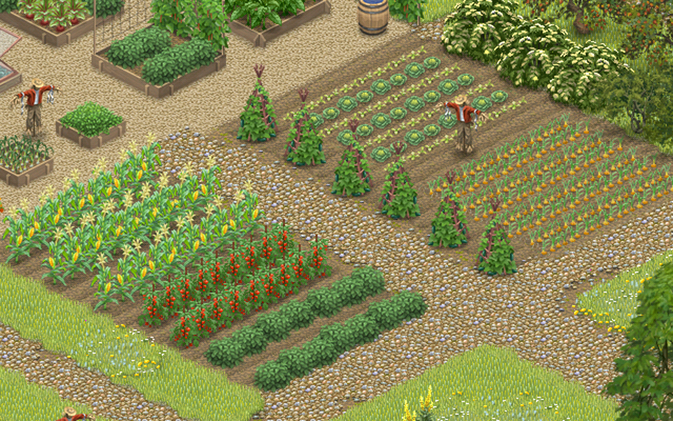 Inner Garden: Vegetable Garden - Android Apps on Google Play