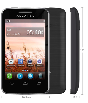 Alcatel One Touch Tribe 3041D