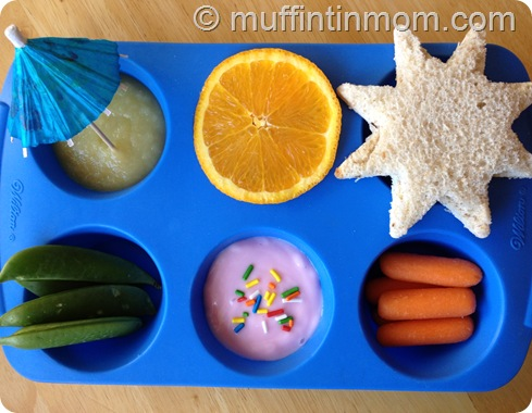 muffin tin meals summer