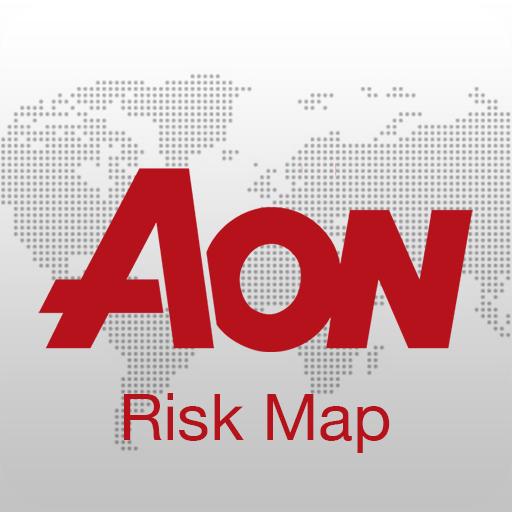 Aon Risk Map - Free LOGO-APP點子
