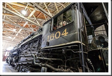 C&O Number 1604 Allegheny 2-6-6-6